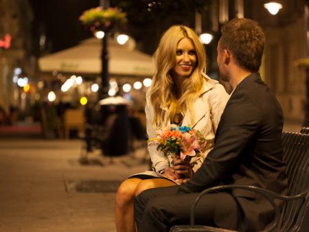 Noen tips for å gjøre den første DATEN til en suksess.